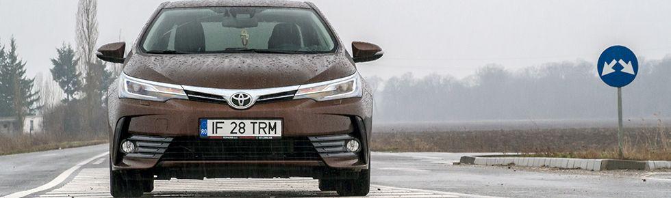 Test Drive Toyota Corolla 1.6 Valvematic Multidrive S