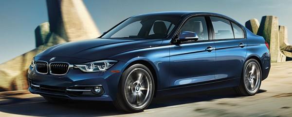 BMW Seria 3 - SUA