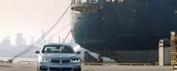 BMW Films - The Escape