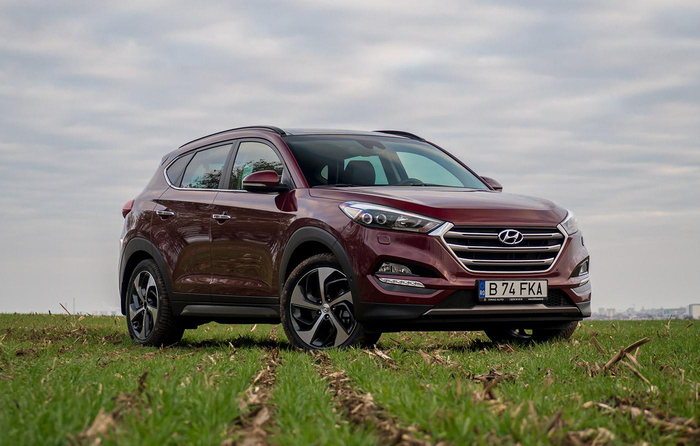 Hyundai Tucson 2.0 CRDi (136 CP) 6-mech