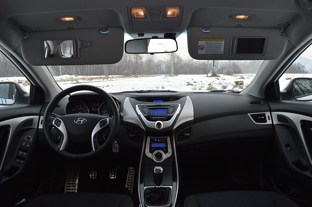 Test Drive Hyundai Elantra 1 6 Mpi Highway Auto Testdrive