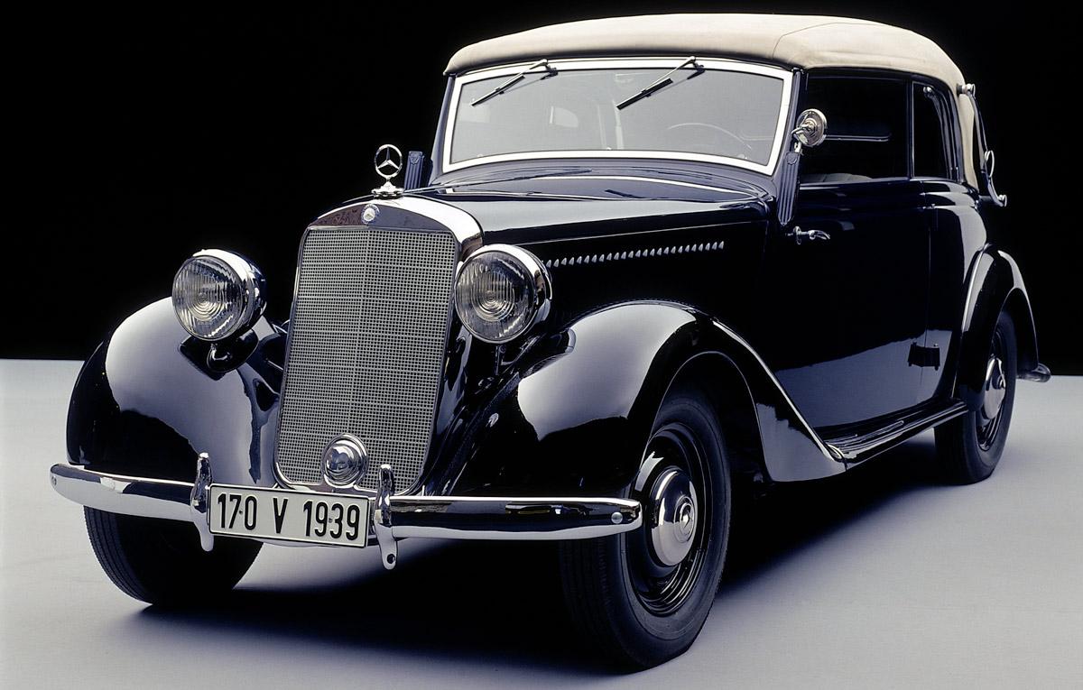 Ora de istorie acum 80 de ani mercedes benz lansa for Mercedes benz field