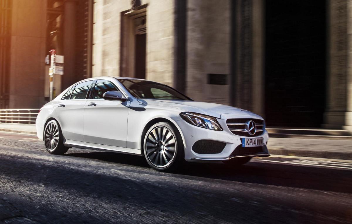 Mercedes Benz C Class A Fost Desemnat 2015 World Car Of