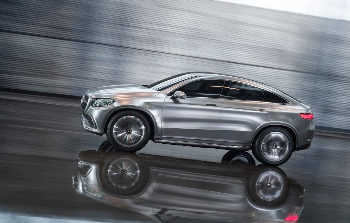 Mercedes benz va redenumi viitoarele sale suv uri auto for Mercedes benz field