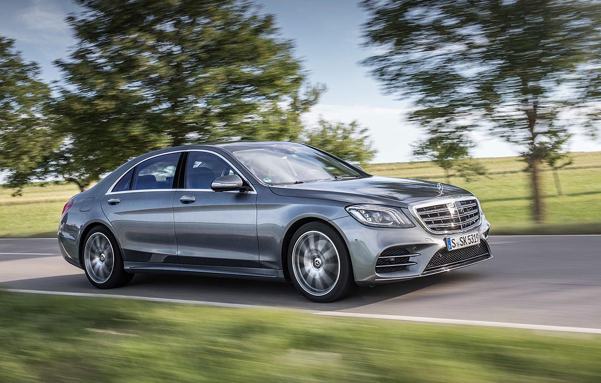 Mercedes benz completeaz oferta noului s class facelift for Mercedes benz field