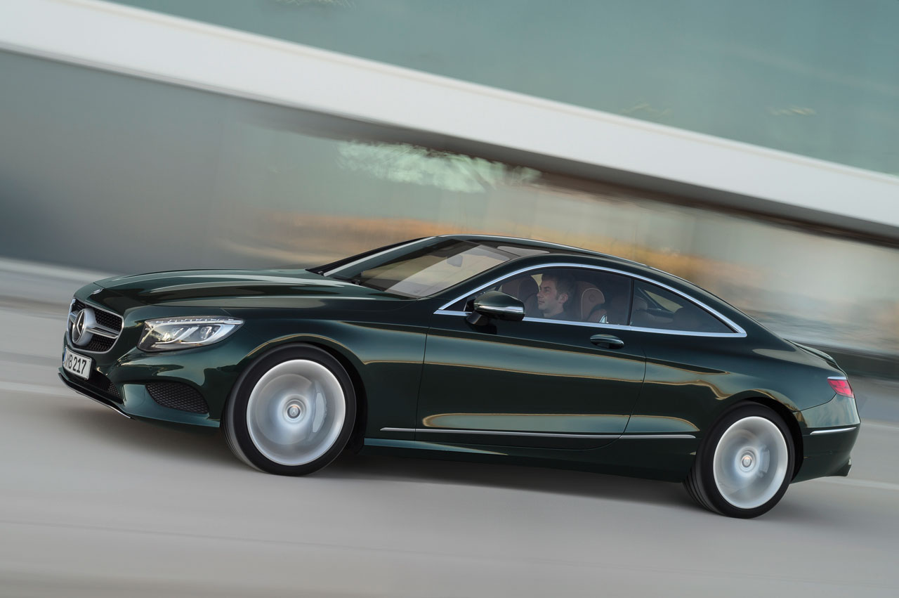 Noile mercedes benz s 500 4matic coupe i s 63 amg 4matic for Fields mercedes benz