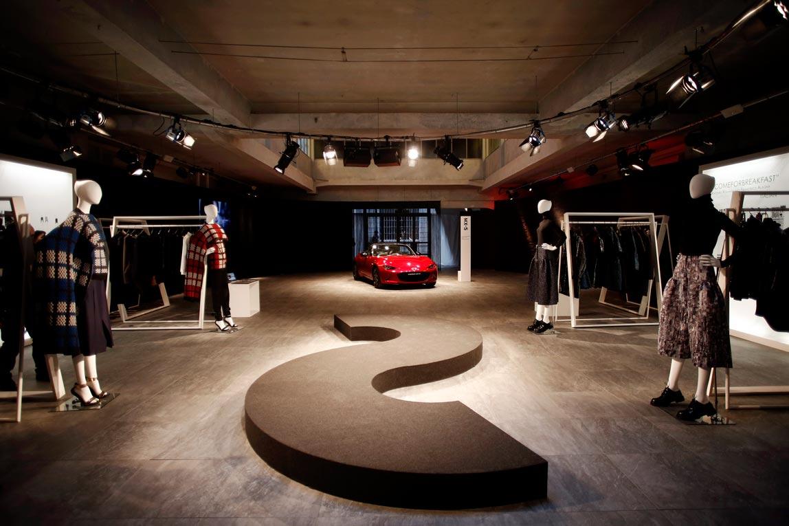 mazda i dezv luie sursele de inspira ie la milan design week auto testdrive. Black Bedroom Furniture Sets. Home Design Ideas