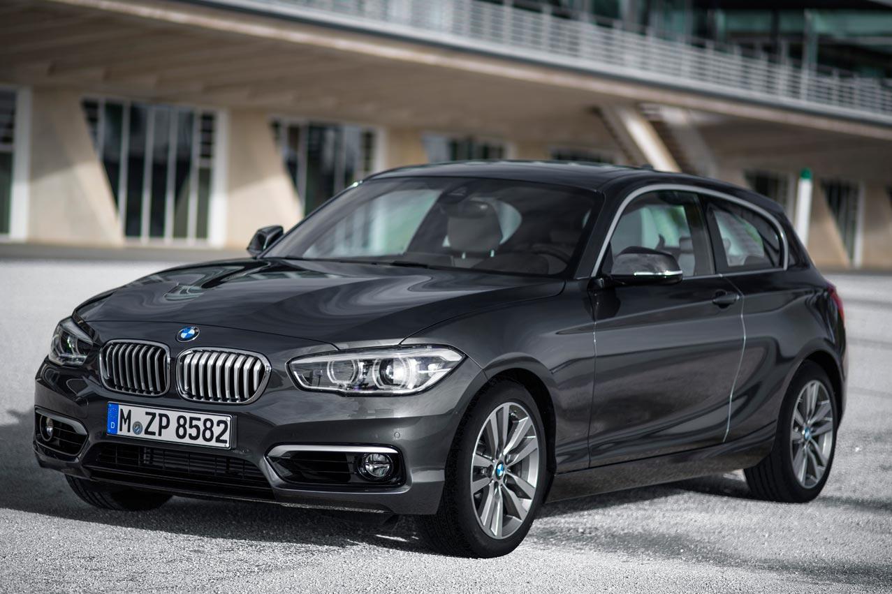 Bmw A Dezvăluit Noul Seria 1 Facelift Auto Testdrive