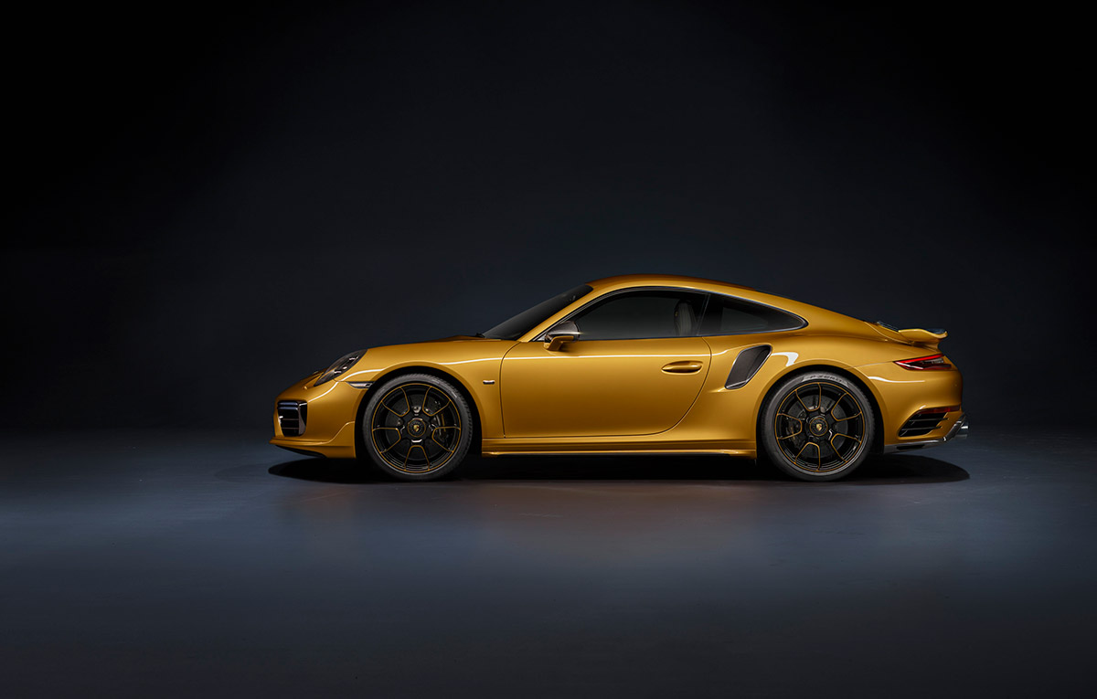 porsche i arat caracterul exclusivist cu noul 911 turbo s exclusive series auto testdrive. Black Bedroom Furniture Sets. Home Design Ideas