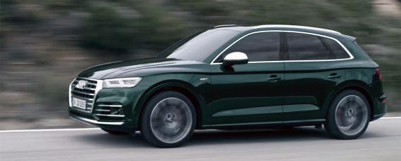 Noul Sprinter 2018 >> VIDEO - noul Audi SQ5 ne arată de ce este capabil   Auto TestDrive