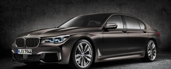 Noul BMW M760Li xDrive