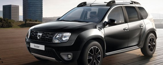 dacia duster prime te n fran a un nou nivel de echipare black touch auto testdrive. Black Bedroom Furniture Sets. Home Design Ideas
