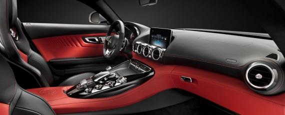 Noul Mercedes-AMG GT