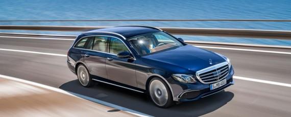 Noul Mercedes-Benz E-Class Estate