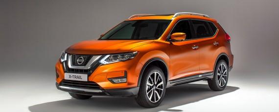 Nissan X-Trail facelift 2018