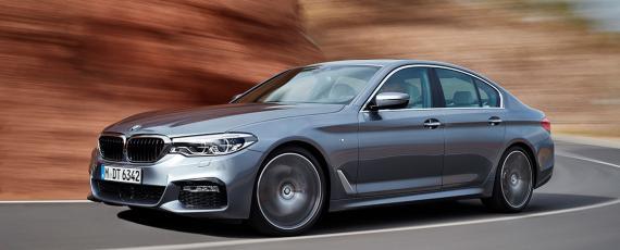 Noul BMW Seria 5 2017