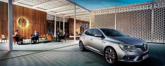 Noul Renault Megane 2016