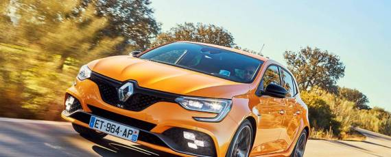 Renault Megane RS 2018 - cifre de performanta