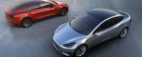 Noua Tesla Model 3