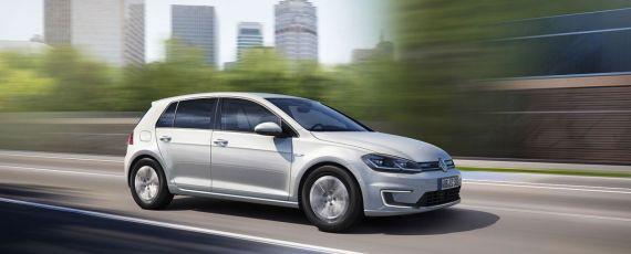 noul vw e golf facelift promite o autonomie de 300 de kilometri auto testdrive. Black Bedroom Furniture Sets. Home Design Ideas