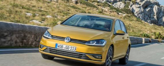 volkswagen golf va putea fi configurat i n varianta 1 5 tsi 130 cp auto testdrive. Black Bedroom Furniture Sets. Home Design Ideas