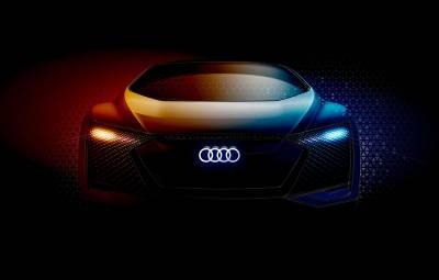 Audi - concept autonom nivel 5, Frankfurt 2017