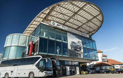 Automobile Bavaria Group - bilant 2017