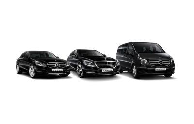 Blacklane Daimler - 2016