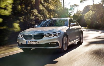 Noul BMW 530e iPerformance