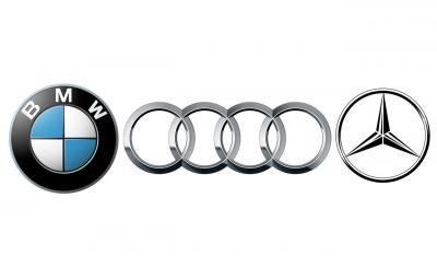 Vanzarile BMW Audi Mercedes-Benz - primul trimestru 2014