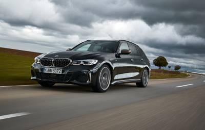 Noul BMW M340i xDrive Touring