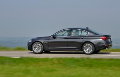 BMW Seria 5 - Magna Steyr Austria