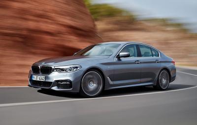 Noul BMW Seria 5 - preturi Romania