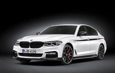 BMW Seria 5 M Performance