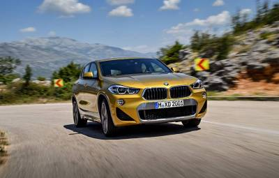 Noul BMW X2 - preturi Romania
