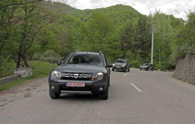 Dacia Duster 4x2 EDC - preturi Romania