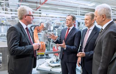 Daimler ACCUMOTIVE - fabrica baterii Kamenz