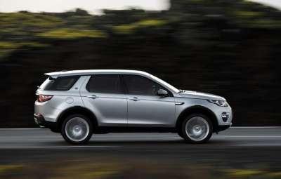 Noul Land Rover Discovery Sport - motoare TD4 Ingenium