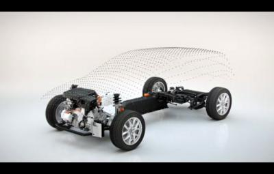 Volvo Geely - Compact Modular Architecture