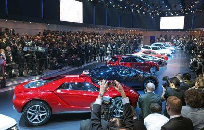 Grupul VW la Geneva 2013