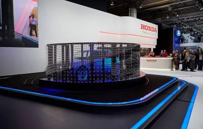Honda Urban EV Concept - Frankfurt 2017