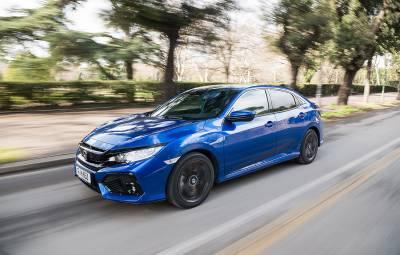 Honda Civic 1.6 i-DTEC 120 CP - versiune 2018