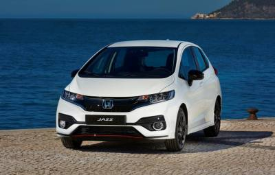 Honda Jazz facelift 2018