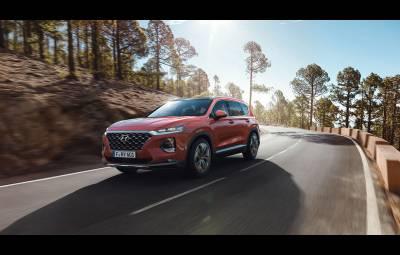 Noul Hyundai Santa Fe 2018