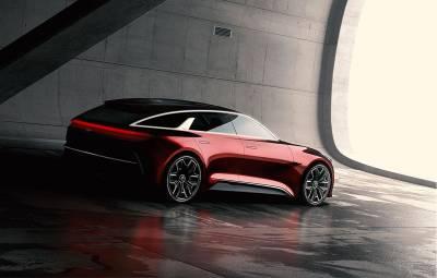 Kia cee'd - concept Frankfurt 2017