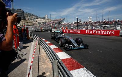 Lewis Hamilton - castigator Monaco 2016