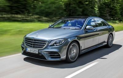 Mercedes-Benz - cifre vanzari august 2017