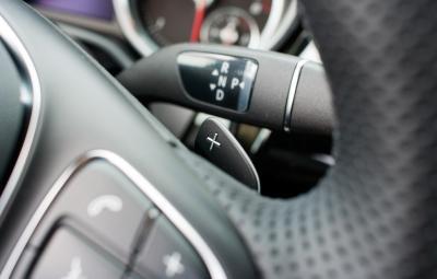 Mercedes-Benz - cutie 9G-TRONIC
