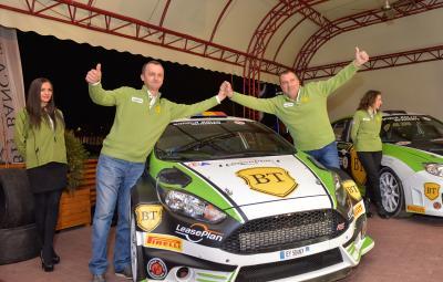 Prezentarea echipei Napoca Rally Academy 2015