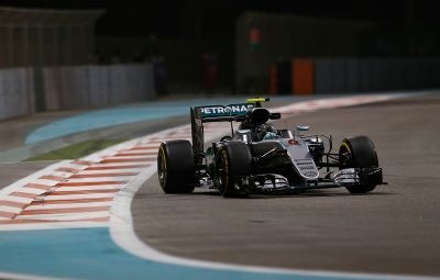 Nico Rosberg - campion mondial 2016